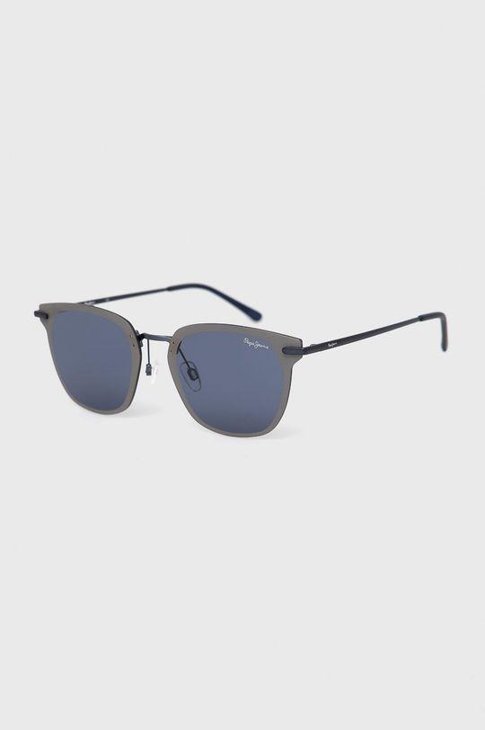 modrá Pepe Jeans - Sluneční brýle Miquell Pánský