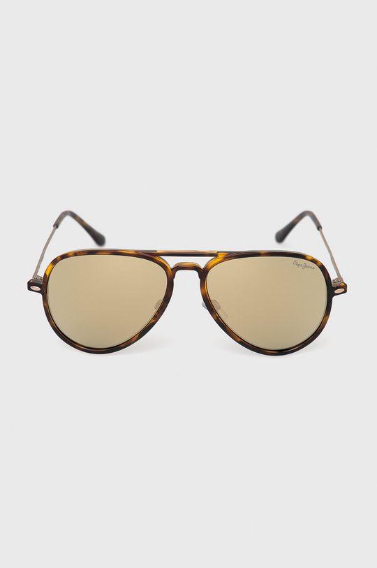 Pepe Jeans - Slnečné okuliare hnedá