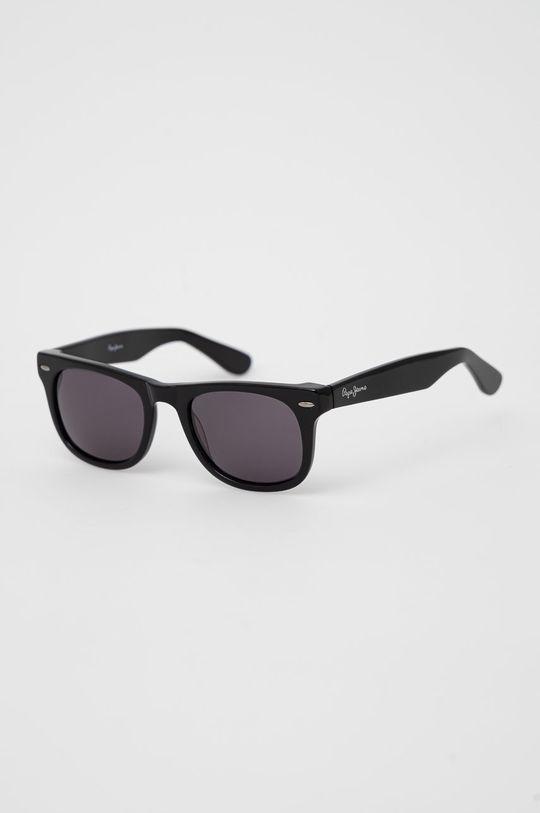 černá Pepe Jeans - Sluneční brýle Way Pánský