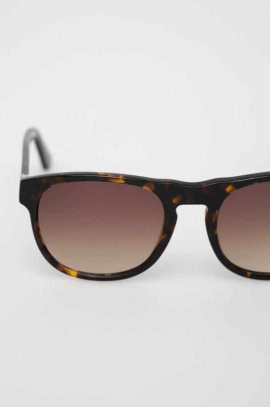 Pepe Jeans - Sluneční brýle Sol hnědá