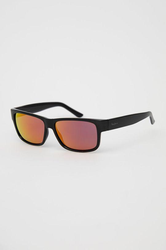 černá Pepe Jeans - Sluneční brýle Pánský