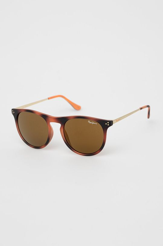 růžová Pepe Jeans - Sluneční brýle Pánský