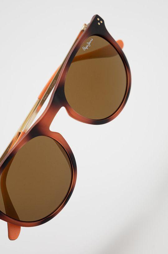 Pepe Jeans - Sluneční brýle  Umělá hmota, Kov