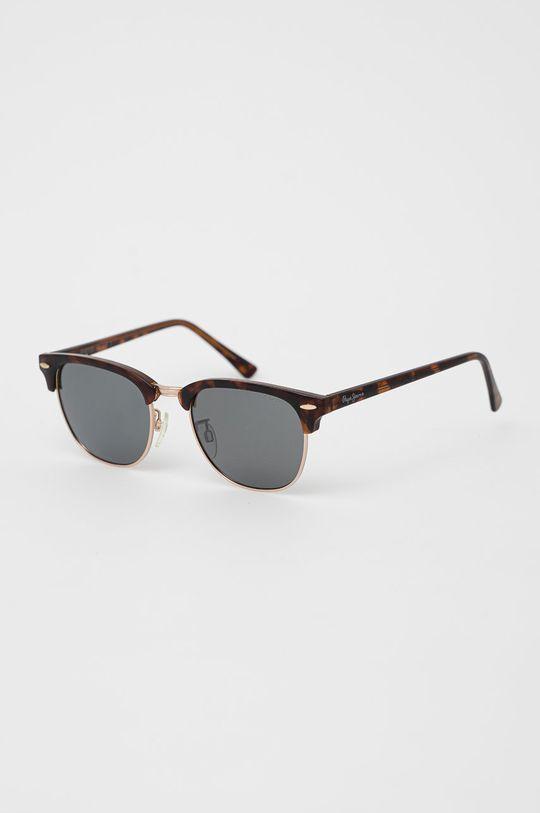 zlatá Pepe Jeans - Sluneční brýle Clubmaster Pánský