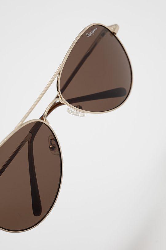 Pepe Jeans - Sluneční brýle Aviator  Umělá hmota, Kov