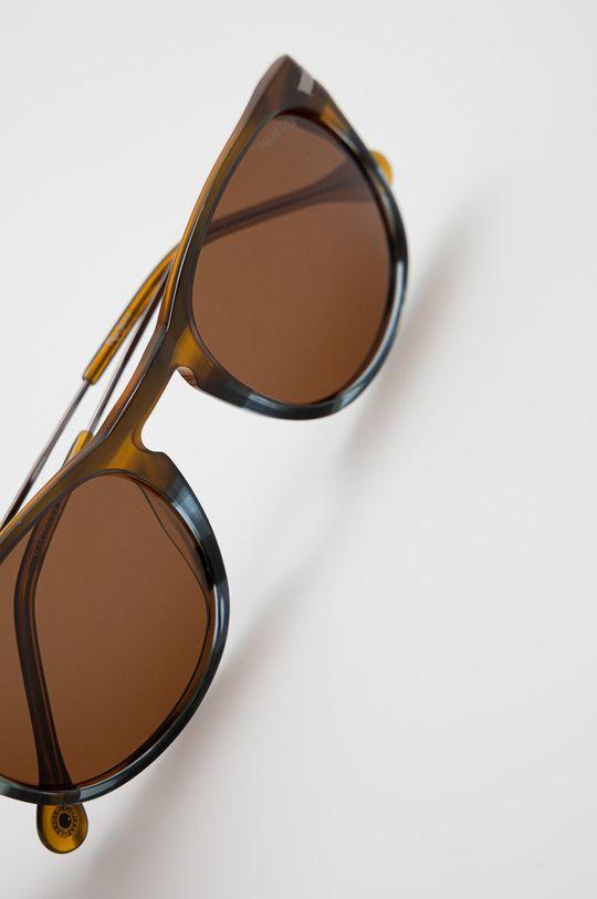Pepe Jeans - Sluneční brýle Square Clubmaster  Umělá hmota, Kov
