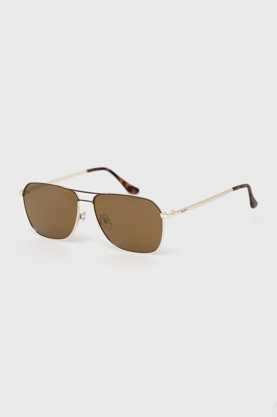 zlatá Pepe Jeans - Sluneční brýle Braden Pánský