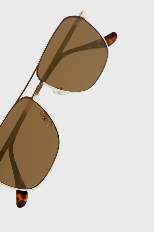 Pepe Jeans - Sluneční brýle Braden  Umělá hmota, Kov
