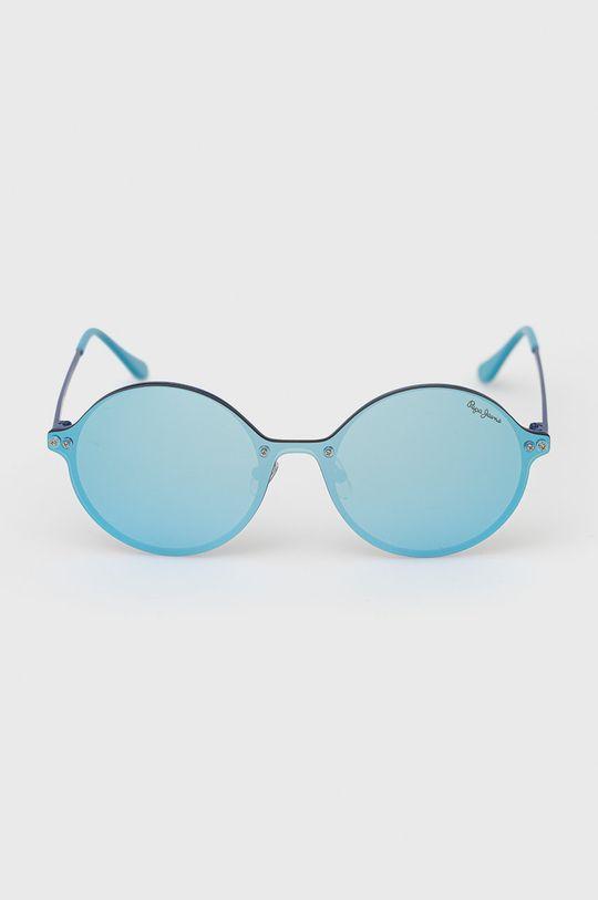 Pepe Jeans - Sluneční brýle Briggs modrá