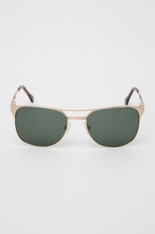 Pepe Jeans - Sluneční brýle Signet zlatá