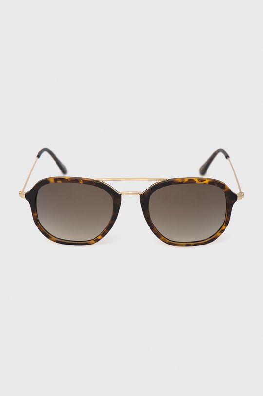 Pepe Jeans - Sluneční brýle Vintage Double Bridge zlatá