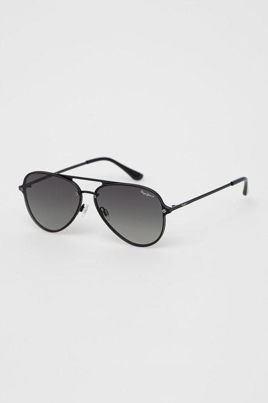 černá Pepe Jeans - Sluneční brýle Milo Pánský