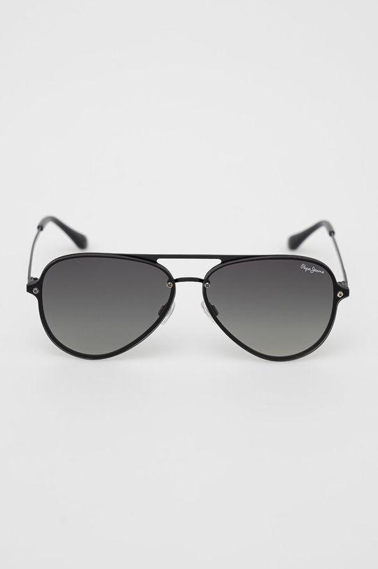 Pepe Jeans - Sluneční brýle Milo černá