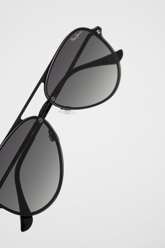 Pepe Jeans - Sluneční brýle Milo  Umělá hmota, Kov