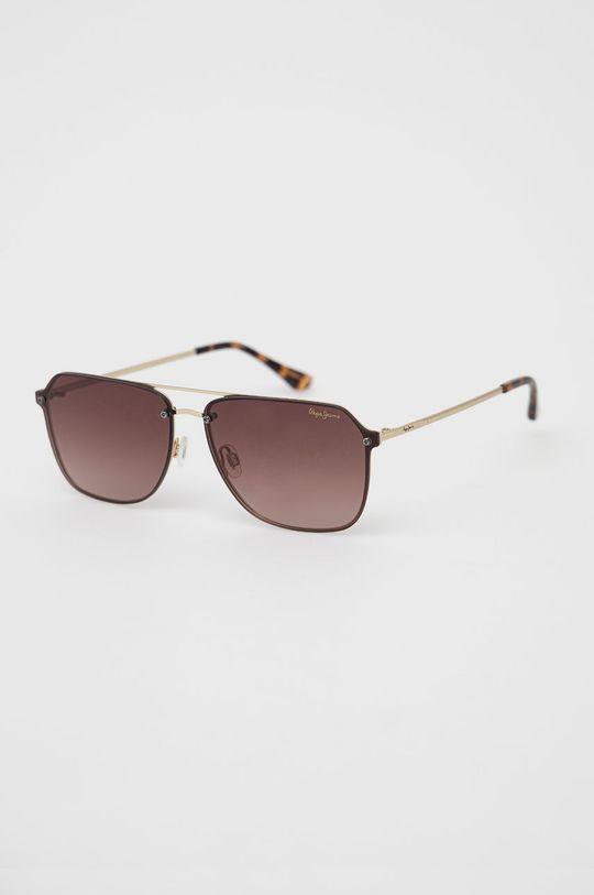 zlatá Pepe Jeans - Sluneční brýle Saturn Pánský