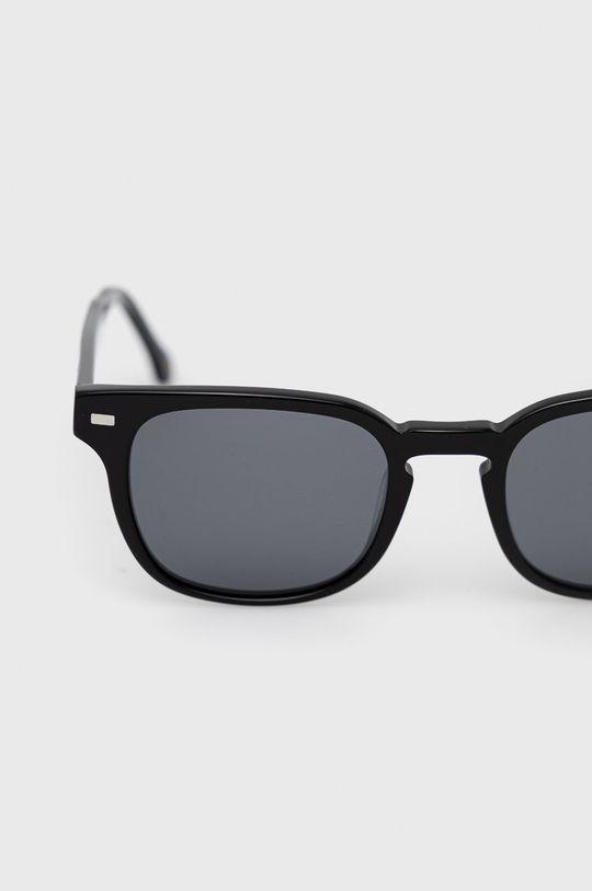 Pepe Jeans - Sluneční brýle Rectangular Vintage černá