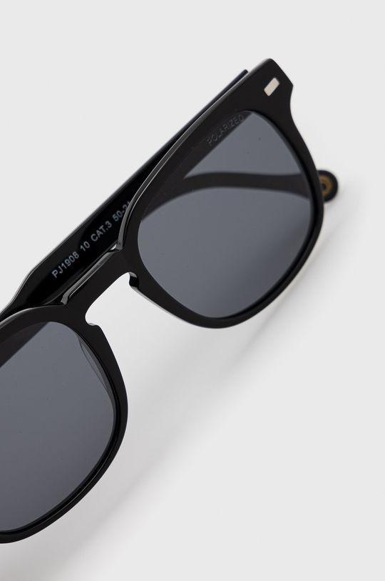Pepe Jeans - Sluneční brýle Rectangular Vintage  Umělá hmota, Kov