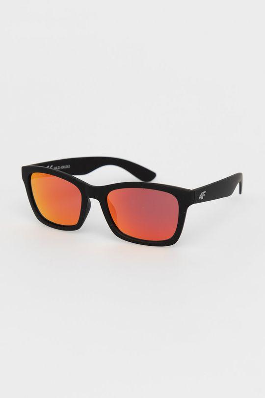 ostrá červená 4F - Sluneční brýle Unisex