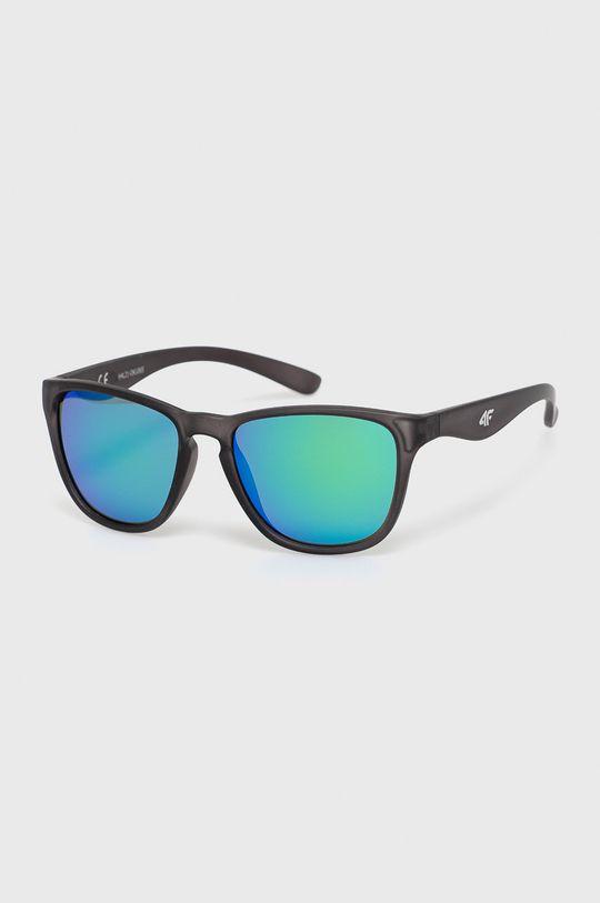 turkusowy 4F - Okulary Unisex