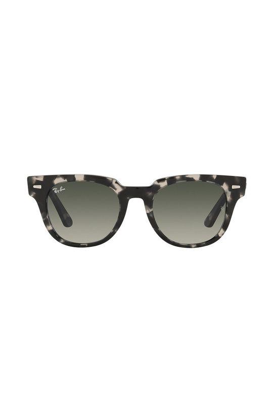 Ray-Ban - Sluneční brýle METEOR CLASSIC šedá