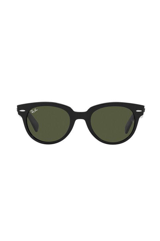 Ray-Ban - Sluneční brýle ORION černá