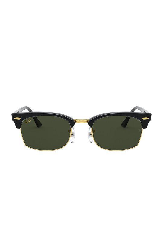 Ray-Ban - Sluneční brýle CLUBMASTER SQUARE černá
