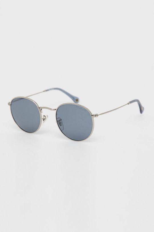 złoty Pepe Jeans - Okulary przeciwsłoneczne Unisex