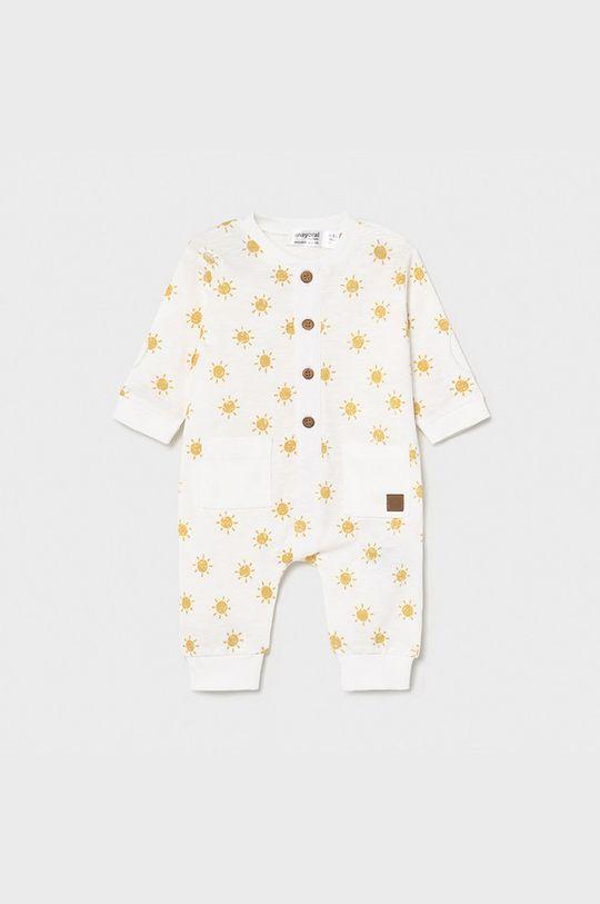 jasny pomarańczowy Mayoral Newborn - Śpioszki niemowlęce 55-86 cm Chłopięcy