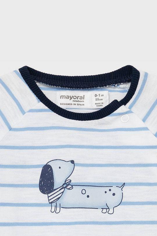 Mayoral Newborn - Pajacyk niemowlęcy 55-86 cm (2-pack) 100 % Bawełna