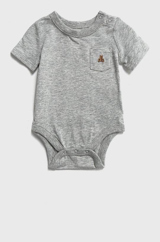 multicolor GAP - Body niemowlęce 50-86 cm (3-pack)