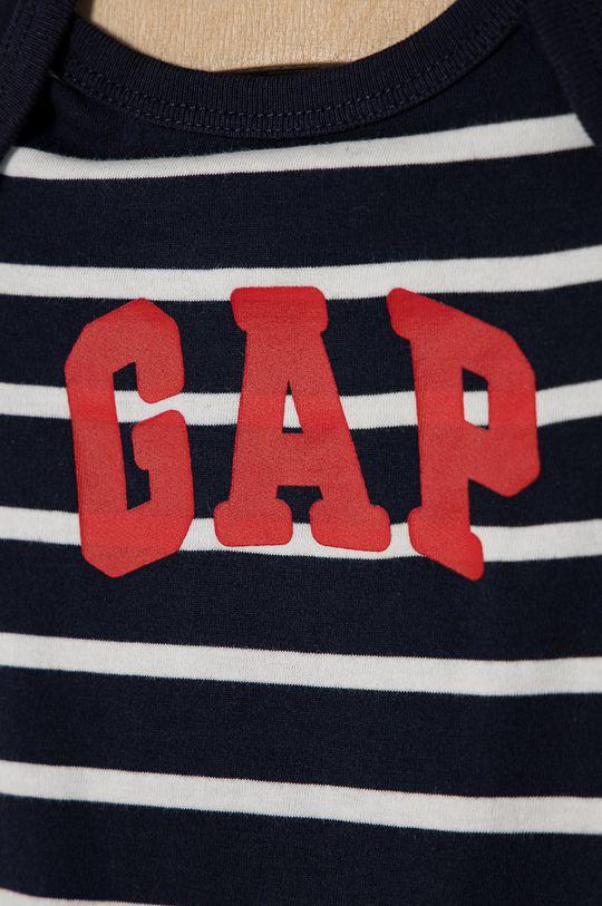 GAP - Body niemowlęce 50-86 cm (3-pack) szary