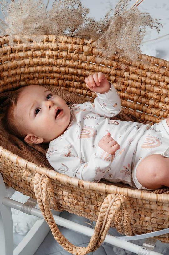 Jamiks - Body niemowlęce OTIS cielisty