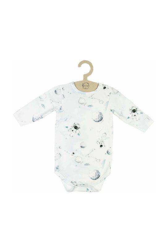 Jamiks - Body niemowlęce OTIS jasny niebieski