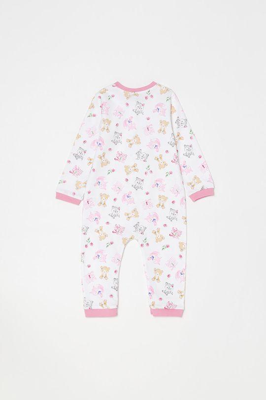 OVS - Śpioszki niemowlęce 62-86 cm biały