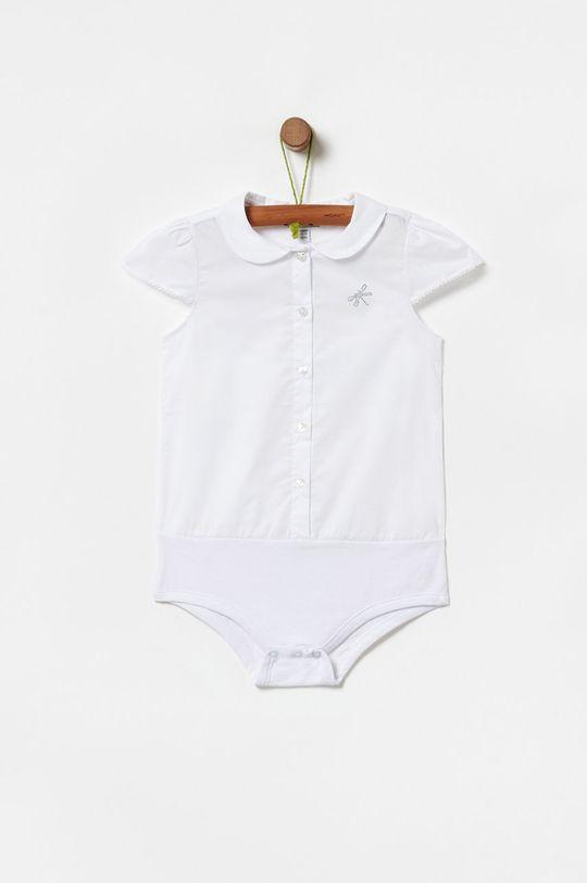 biały OVS - Body niemowlęce 74-98 cm Dziewczęcy