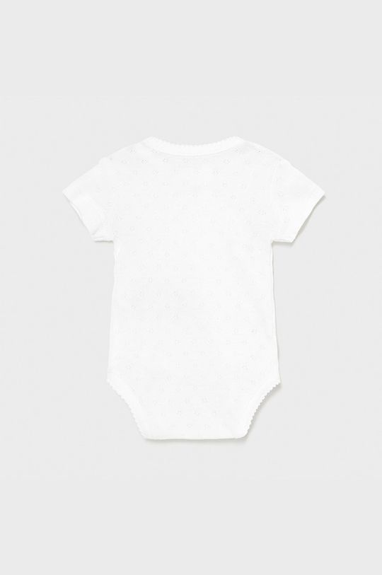 Mayoral Newborn - Body pre bábätká biela