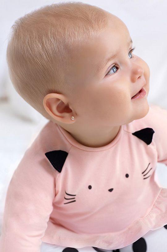 Mayoral Newborn - Detská súprava pastelová ružová