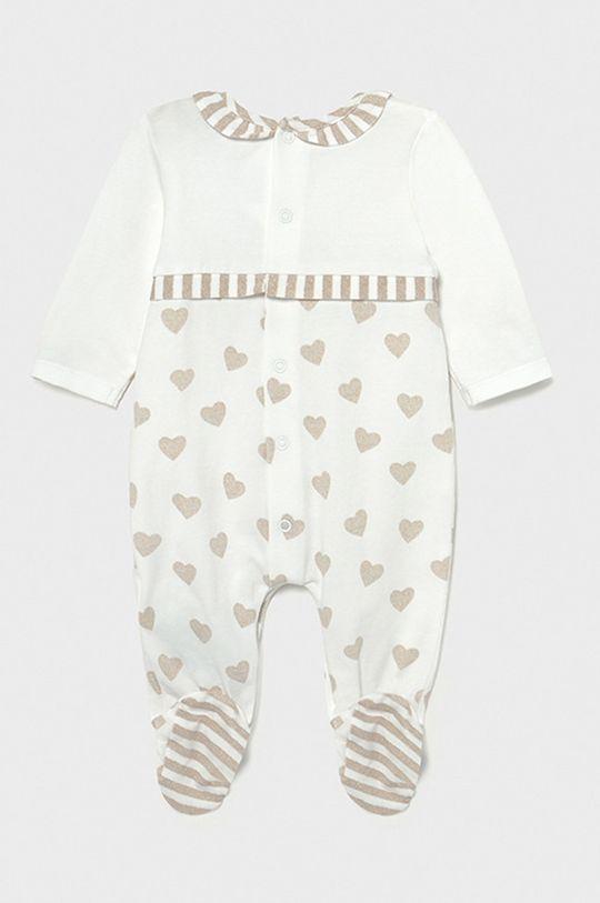 Mayoral Newborn - Overal pre bábätká piesková