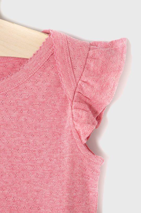 różowy GAP - Body niemowlęce 50-86 cm (3-pack)