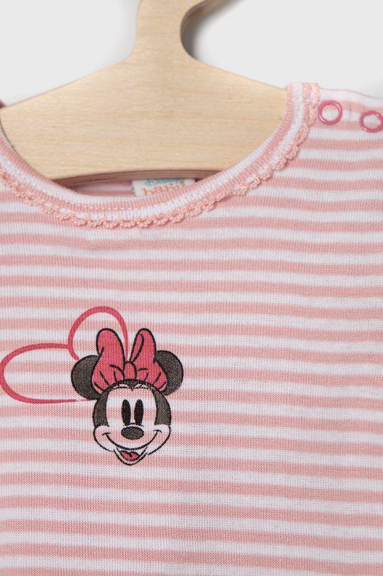 pastelowy różowy OVS - Body niemowlęce (2-PACK)
