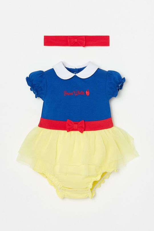 niebieski OVS - Body niemowlęce Dziewczęcy