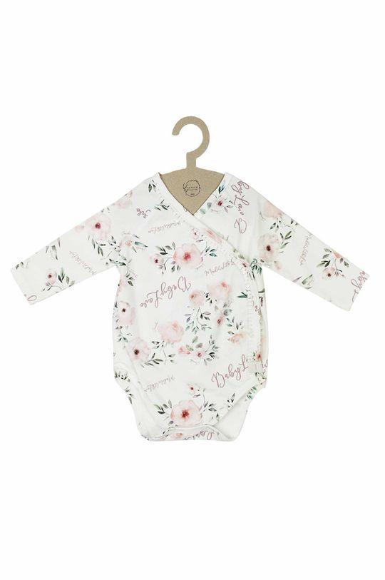 Jamiks - Body niemowlęce Malila I 56-68 cm biały