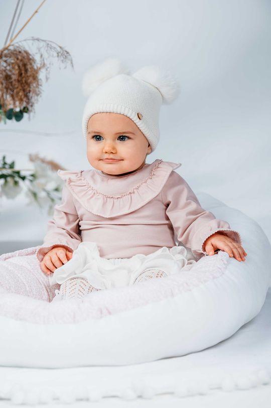 Jamiks - Body niemowlęce MIDRA 95 % Bawełna, 5 % Elastan