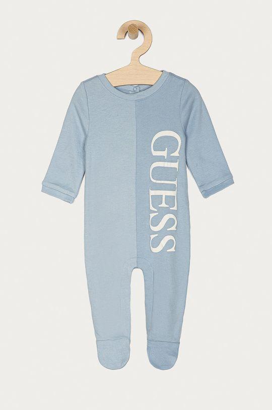 niebieski Guess - Śpioszki niemowlęce 62-76 cm Dziecięcy