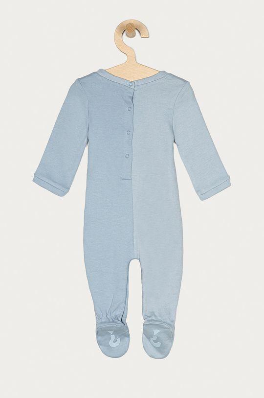Guess - Śpioszki niemowlęce 62-76 cm niebieski