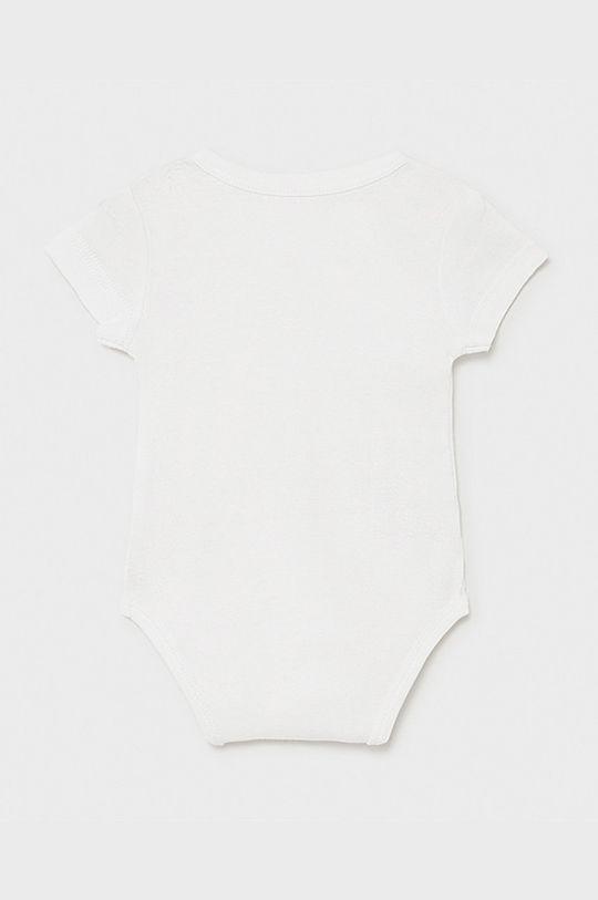 Mayoral Newborn - Body niemowlęce biały