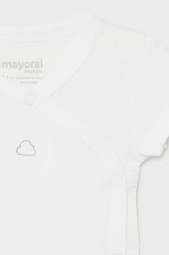 Mayoral Newborn - Body niemowlęce 100 % Bawełna