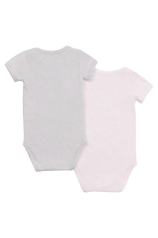 Karl Lagerfeld - Body niemowlęce (2-PACK) 95 % Bawełna, 5 % Elastan