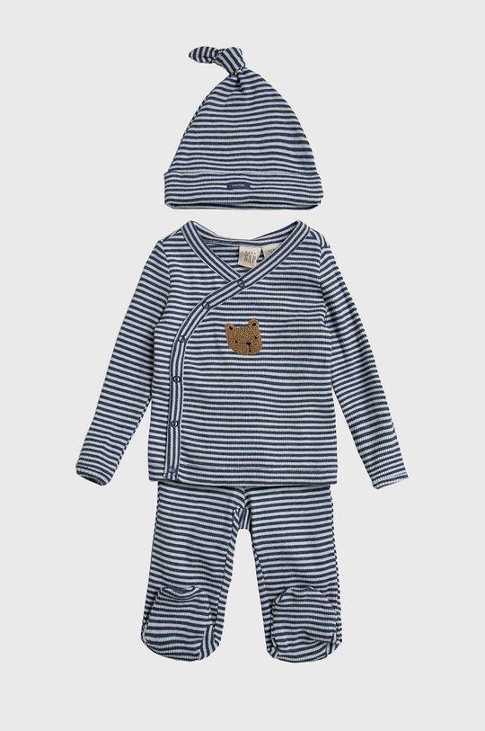 fioletowy GAP - Komplet niemowlęcy 50-62 cm Dziecięcy