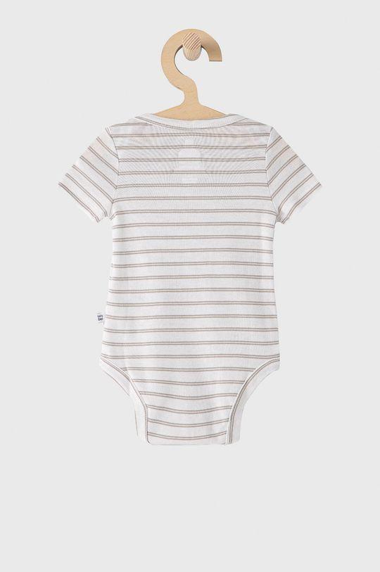 GAP - Body niemowlęce (3-pack) 50-86 cm